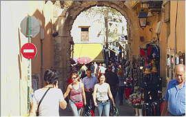 Rethymnon: Town gate (Megali Porta)